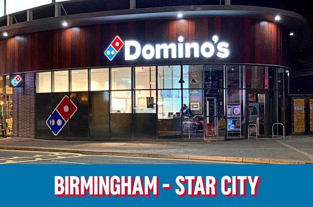 Dominos Eat At Starcity