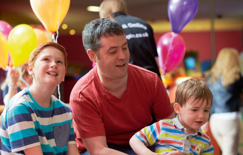 Tenpin Play At StarCity - Childrens birthday parties in birmingham